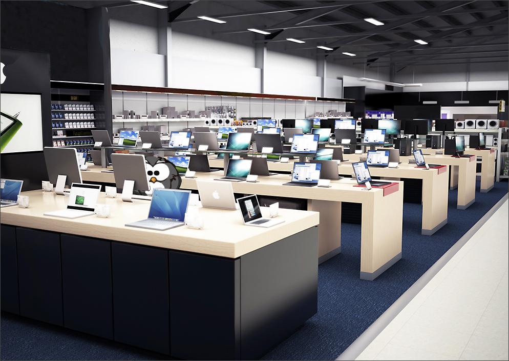 elektronik webbutik